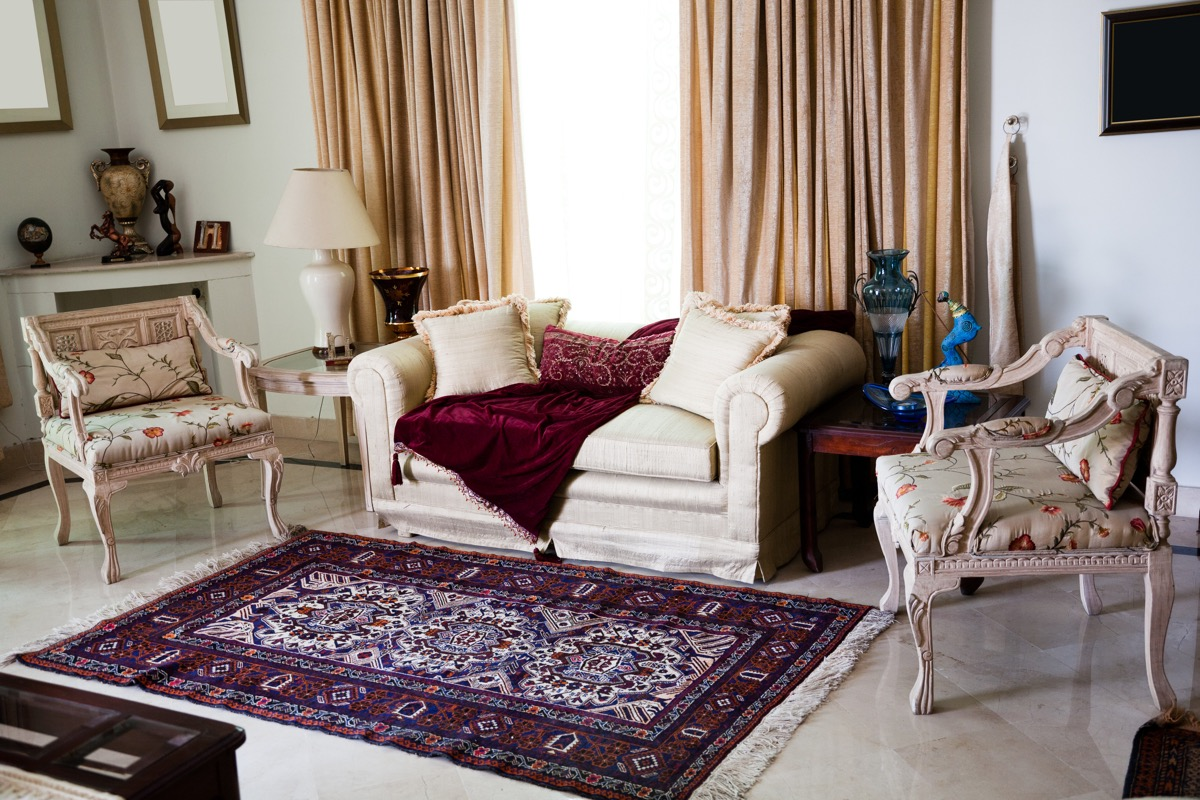 Cleaning Your Oriental Carpets