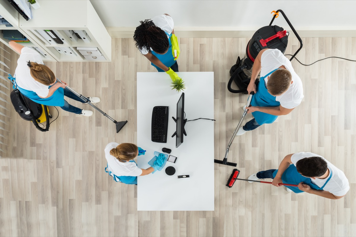 Advantages of hiring a Professional Home Cleaner