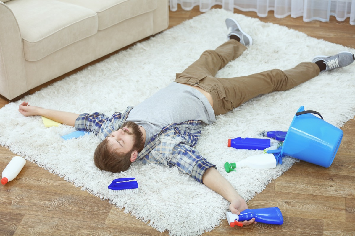 Vacuum Alone Can't Entirely Clean Your Carpet