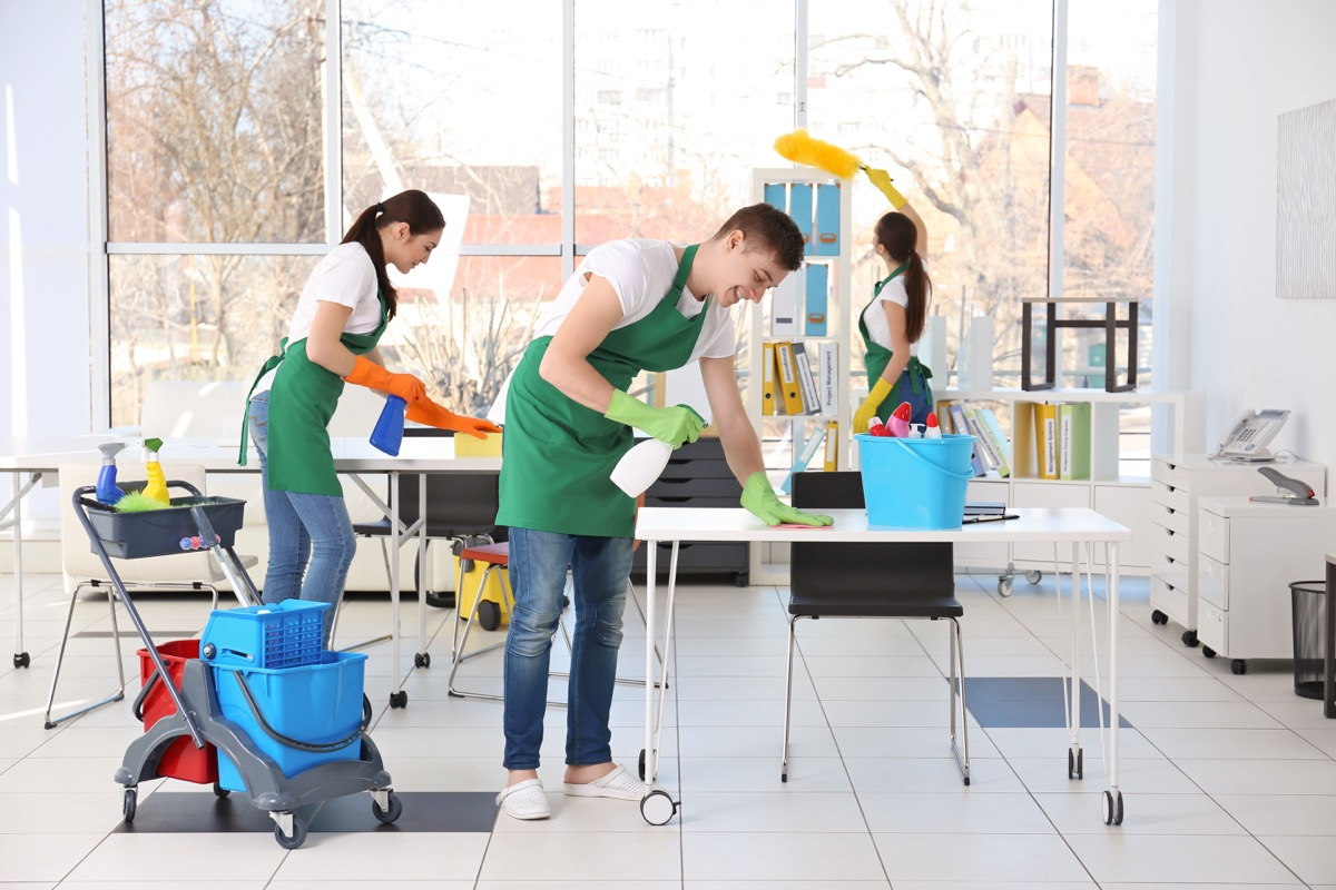 Getting The Best Out Of Your Office Cleaning Service
