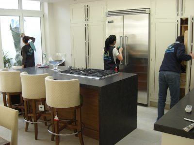 End of Tenancy Cleaning Services London