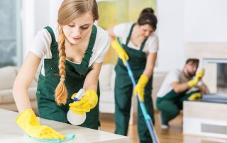 Keep Your House Spotless With Expert Cleaning Services