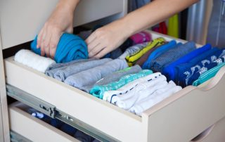 Tips to Clean Out Your Closets