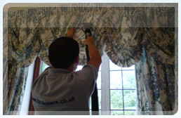 Curtain Cleaners London