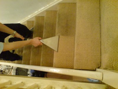 Carpet Cleaning based in London