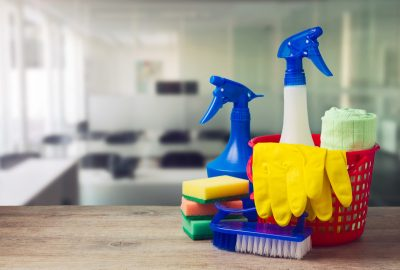 Spring Cleaning Services London