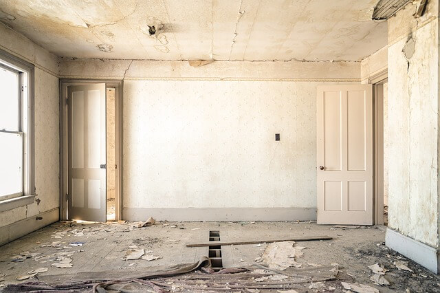 London home needs an after builders cleaning