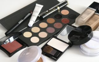 Cleaning makeup stains from London home