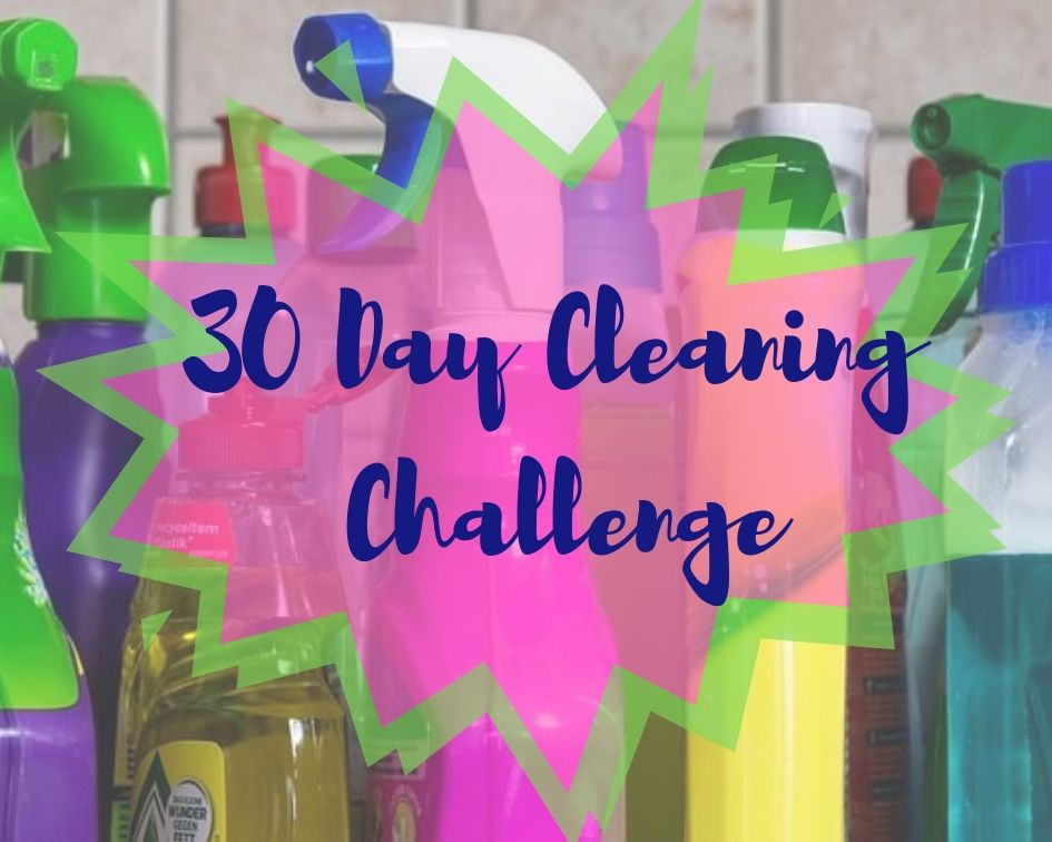 cleaning challenge for your London house