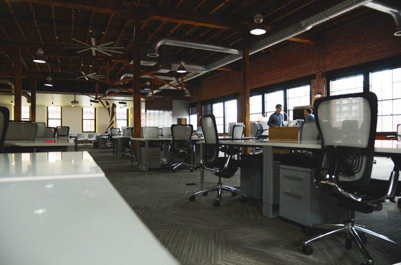 office in London