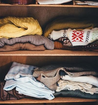 wardrobe in London