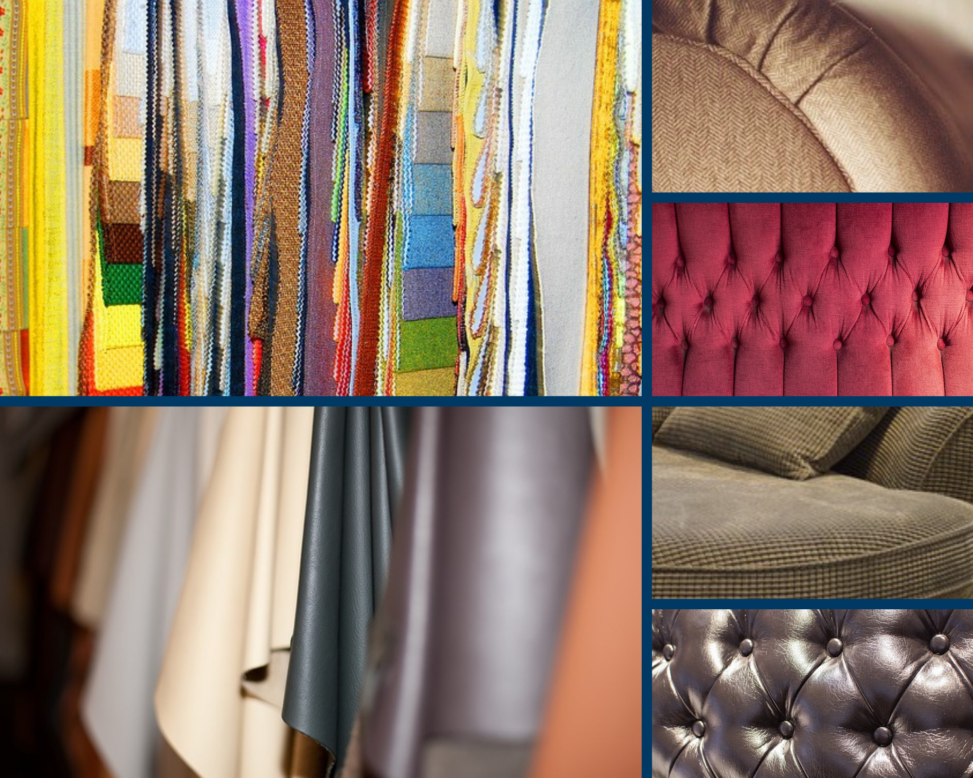 upholstery types