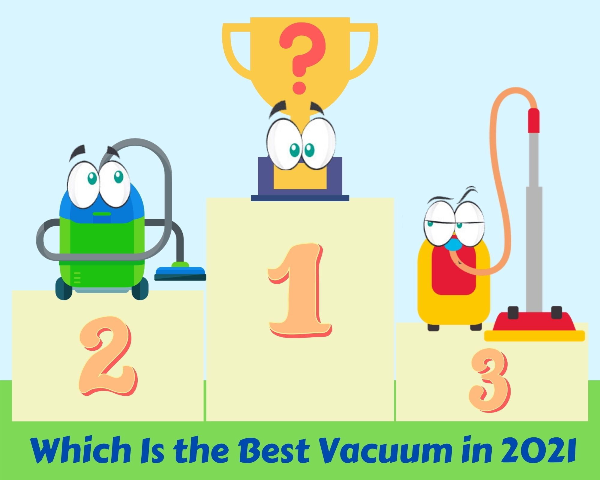the best vacuums in 2021